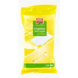 LINGETTES MULTI-USAGES X50...