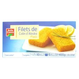 FILETS COLIN PANES 8X50G...