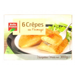 CREPES FROMAGE X6 BELLE FRANCE