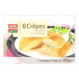 CREPES JAMBON FROMAGE X6...