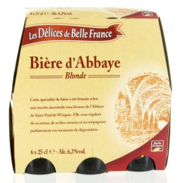 BIERE ABBAYE BOUTEILLE PACK...