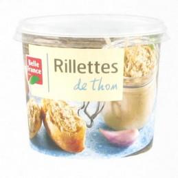 RILLETTES DE THON 150G...