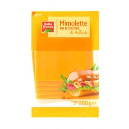 MIMOLETTE TRANCHETTES 200G...