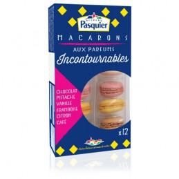 MACARONS INCONTOURBLES X12...