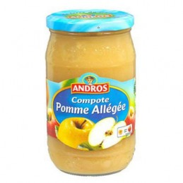 COMPOTE POMME ALLEGEE 730G...