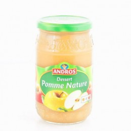 COMPOTE POMME NATURE 750G...