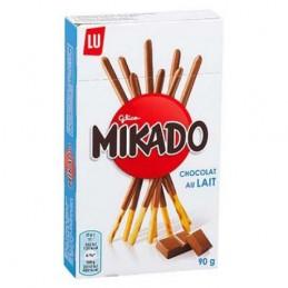 MIKADO CHOCOLAT LAIT 90G LU