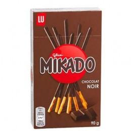 MIKADO CHOCOLAT NOIR 90G LU