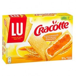 CRACOTTES GOURMANDES 250G LU