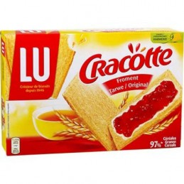 CRACOTTES FROMENT 250G LU
