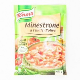 SOUPE MINESTRONE 104G KNORR