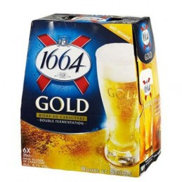 BIERE GOLD BOUTEILLE PACK...