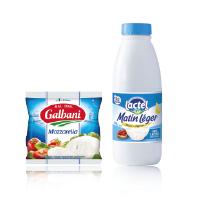 Crèmerie, lait, et oeufs